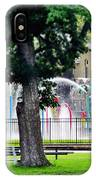 The Fountain For Youth IPhone Case