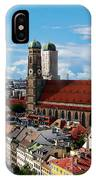 The Frauenkirche IPhone Case