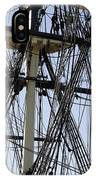 The Friendship Of Salem Tall Ship  In Salem Massachusetts Usa IPhone Case