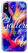 The Gallery Wall IPhone Case