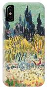 The Garden At Arles  IPhone Case