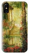 The Garden Of Enchantment IPhone Case