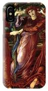 The Garden Of The Heserides 1877 IPhone Case