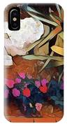 The Garden Party IPhone Case