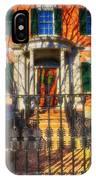 The Gardner-pingree House 1804 IPhone Case