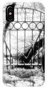 The Gate IPhone Case