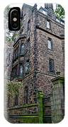The Gates Of Yale IPhone Case