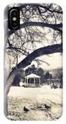 The Gazebo IPhone Case