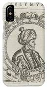 The General Historie Of The Turkes IPhone Case