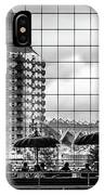 The Glass Windows Of The Market Hall In Rotterdam IPhone Case