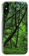 The Glorious Green IPhone Case