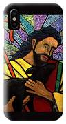 The Good Shepherd - Practice Painting One IPhone Case