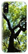 The Grace Of A Lonely Tree IPhone Case