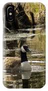 The Graceful Goose IPhone Case