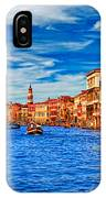 The Grand Canal IPhone Case