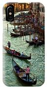 The Grand Canal Venice IPhone Case