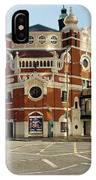 The Grand Opera House On Great Victoria Street, Belfast IPhone Case
