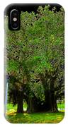 The Great Banyan IPhone Case