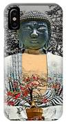 The Great Buddha IPhone Case