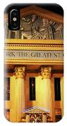 The Greatest City In Las Vegas IPhone Case