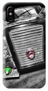 The Green Hornet - Black Beauty IPhone Case