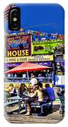 The Grill House IPhone Case