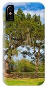 The Grounds Of The Kingsley Plantation IPhone Case