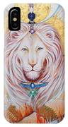 The Guardian Of Wisdom IPhone Case