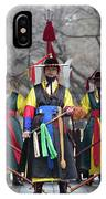 The Guards Of Seoul. IPhone Case