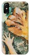 The Hands 2 IPhone Case