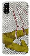The Hanging Girl I IPhone X Case