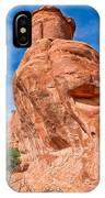 The Happy Rock IPhone Case