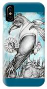 The Hatchling IPhone Case