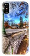 The Headless Horseman Bridge IPhone Case