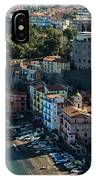 The Heart Of Sorrento IPhone Case