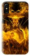 The Heat Of Passion IPhone Case