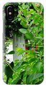 The  Hidden Door IPhone Case