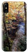 The Hidden Log Rock IPhone Case