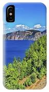 The Hills Of Crater Lake Oregon IPhone Case