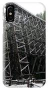 The Historic Kinsol Trestle 3. IPhone Case