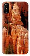 The Hoodoos In Bryce Canyon IPhone Case