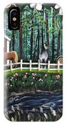 The Horse Farm IPhone Case