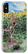 The Horticulturist IPhone Case