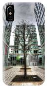 The Hub Milton Keynes IPhone Case