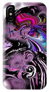 The Hummingbird Mystic. IPhone Case