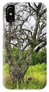 The Hunting Tree IPhone Case