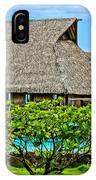 The Huts IIII IPhone Case