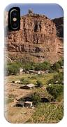 The Indian Village Of Supai Sits IPhone Case