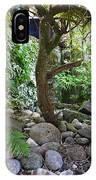 The Japanese Garden IPhone Case