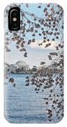 Jefferson Memorial # 5 IPhone Case